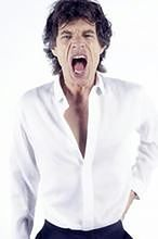 "Mick Jagger na planie ""Get On Up"""