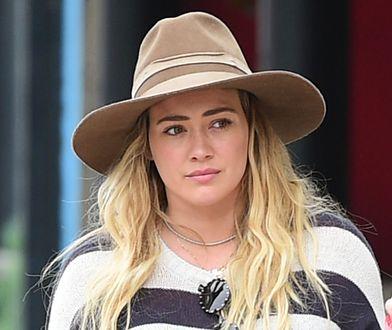 Hillary Duff przekłuła uszy swojej 7-miesięcznej córce