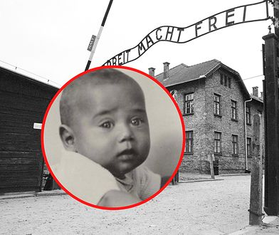Niemowlę w Auschwitz. Historia do dziś chwyta za serce