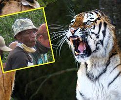 Dramatyczny incydent w zoo w Port Elizabeth. Tygrys zabił swojego opiekuna