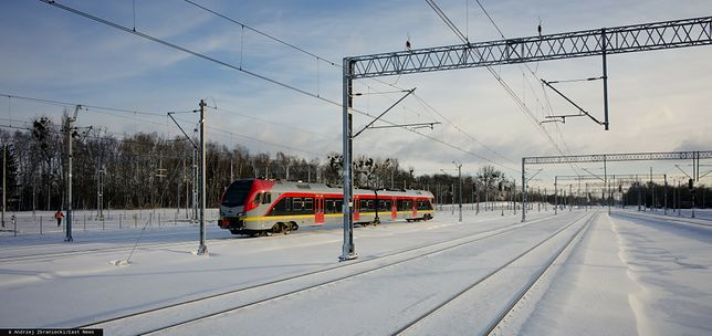 Opóźnienia pociągów trwają nawet 3 godz. (zdjęcie ilustracyjne)