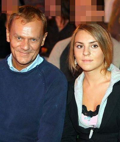 Donald i Katarzyna Tusk