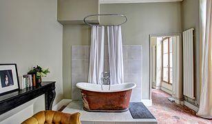 Wanna jest najważniejszym elementem łazienki w stylu angielskim