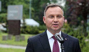 Andrzej Duda skorzystał z prawa łaski wobec Pawła Śpiewaka