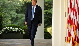 Wybory prezydenckie w USA. Donald Trump traci poparcie