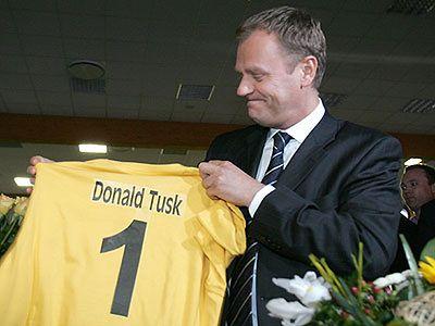 Donald Tusk ponownie szefem Platformy Obywatelskiej
