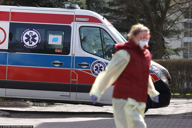 Koronawirus w Polsce. Część pracowników ochrony zdrowia nie może wykonywać swoich obowiązków