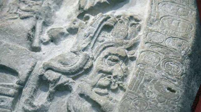 Wapienny ołtarz z 544 r. tłumaczy historię Majów