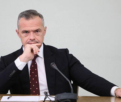 Sławomir Nowak. Prokuratura chce przedłużenia aresztu wobec byłego ministra transportu