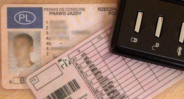 Usunięcie adresu zameldowania z prawa jazdy zaoszczędzi zmotoryzowanym niepotrzebnych wizyt w urzędach i wydatków