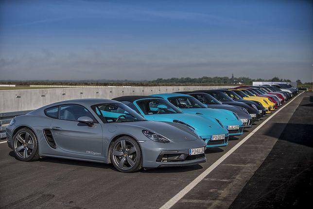 Porsche Driving Experience na Silesia Ring - Porsche na torze