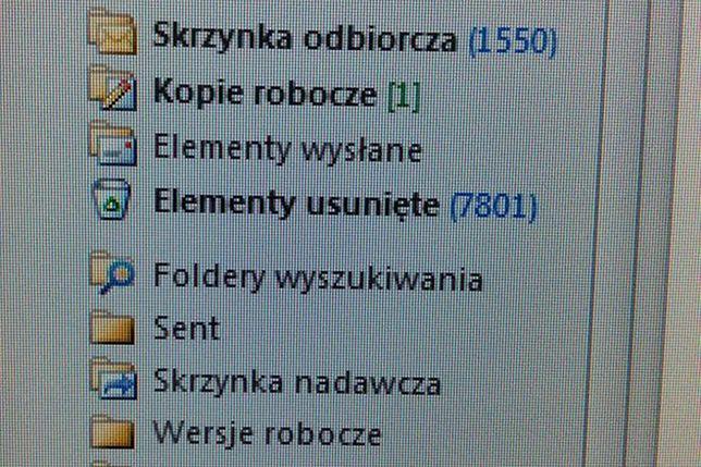 Uwaga na maile od oszustów