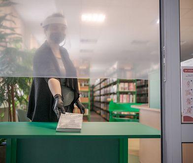 Warszawa. Stołeczne biblioteki już otwarte, ale są obostrzenia