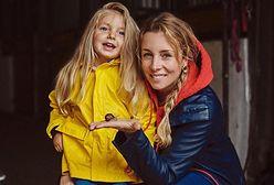 Karolina Ferenstein-Kraśko z córką. Żegnają Malediwy