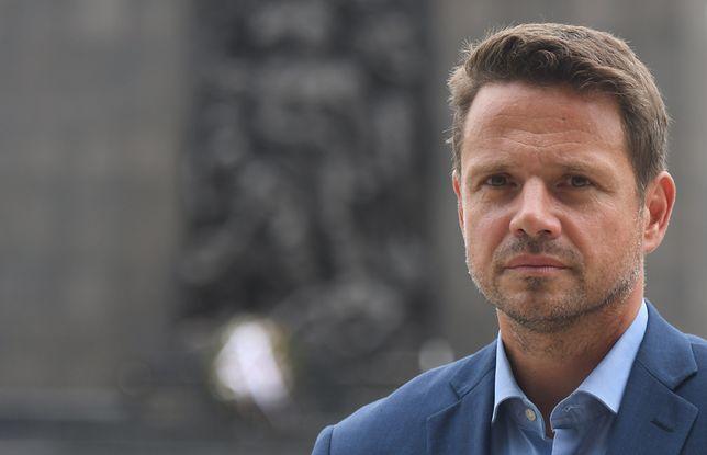Wybory 2020. Radni PiS zawiadomią PKW ws. zbiórki podpisów pod kandydaturą Rafała Trzaskowskiego
