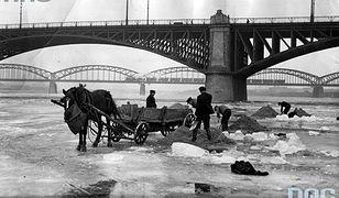 Dworzec Wiedeński i most Poniatowskiego przed wojną (ZDJĘCIA)