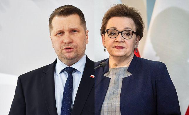 Przemysław Czarnek, Anna Zalewska