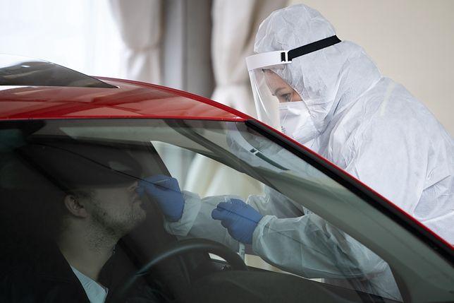 Koronawirus. Najbardziej zakażone wirusem są dwa województwa. Lawina pozytywnych wyników