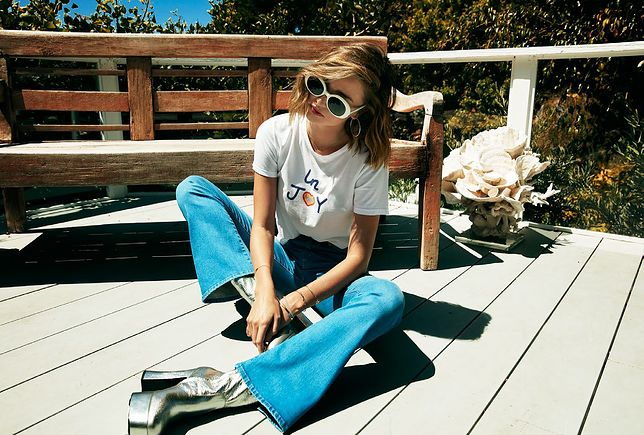 Kolekcja dżinsów od Mirandy Kerr