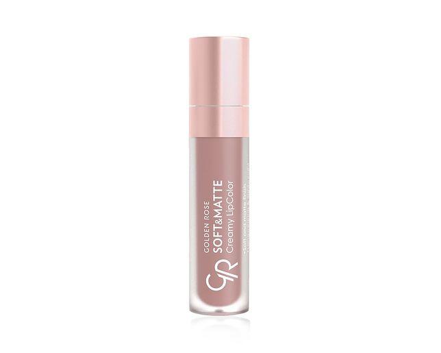 Golden Rose Soft & Matte Creamy Lip Color, 19,90 PLN