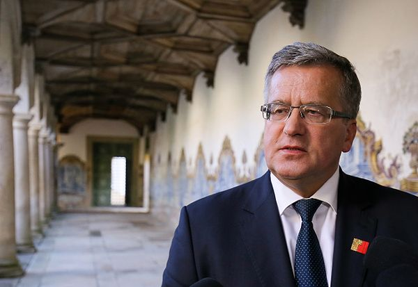 Bronisław Komorowski udzielił Ewie Kopacz rady: trzymać ten kurs, który Polska przyjęła 25 lat temu