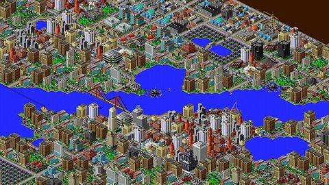 Darmocha: SimCity 2000: Special Edition na Origin