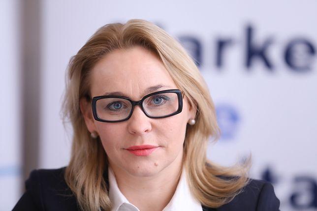 W grudniu Możdżanowska wstąpiła do klubu PiS