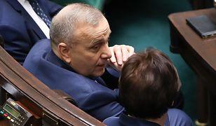O zwołanie zarządu wnioskował Grzegorz Schetyna