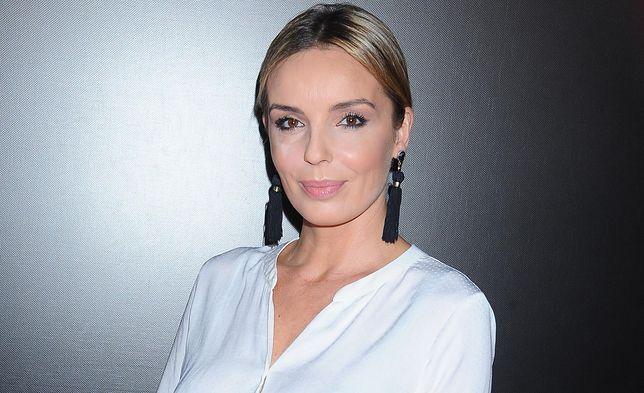 Wzruszona Agnieszka Włodarczyk. Przyczyniła się do tego Anna Mucha