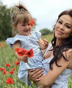 """Sylwia Bomba nie ma pomocy od byłego partnera w wychowaniu córki. """"Jestem w stanie być i mamą i tatą"""""""