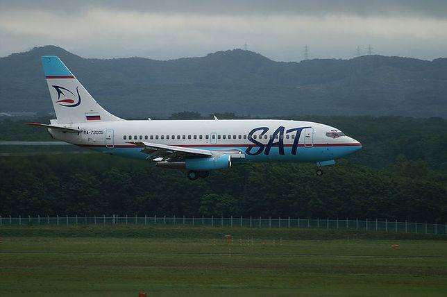 Tymi samolotami nie chcesz latać - Boeing 737-200