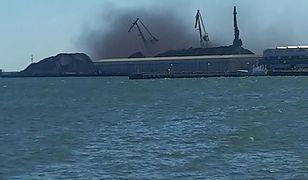Czarny pył w Gdyni. Mieszkańcy poirytowani, prezydent miasta składa skargę