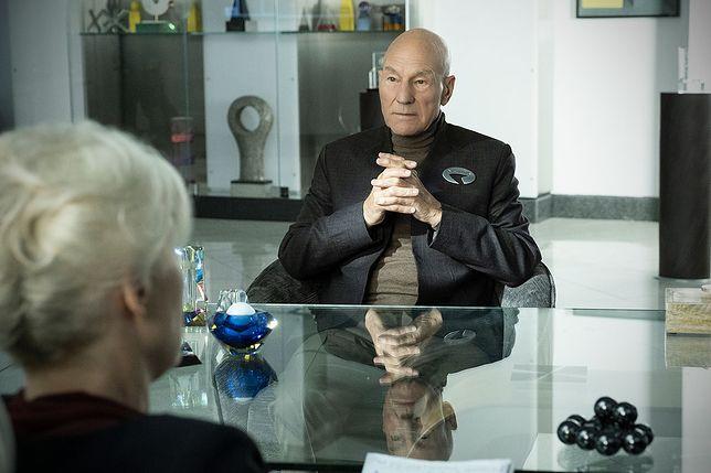 """""""Star Trek: Picard"""": nowy zwiastun ujawnia datę premiery"""