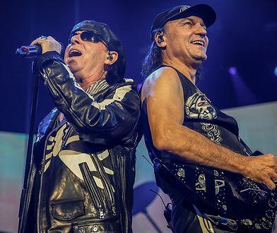 Koncert Scorpions w Gdańsku przyciągnął do Ergo Areny tłumy fanów