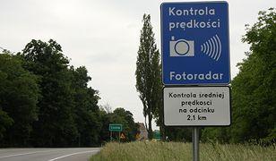Odcinkowy pomiar średniej prędkości: nowe lokalizacje już działają