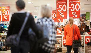 Wyprzedaże kolekcji jesienno-zimowych zaczynają się w większości sklepów 27 grudnia