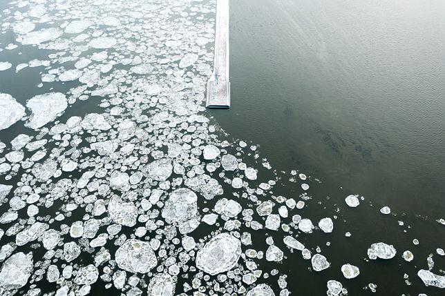 Bałtyk zimą 2021