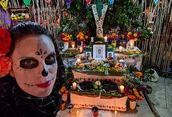 Wszyscy święci balują w Meksyku. Fiesta na święto zmarłych