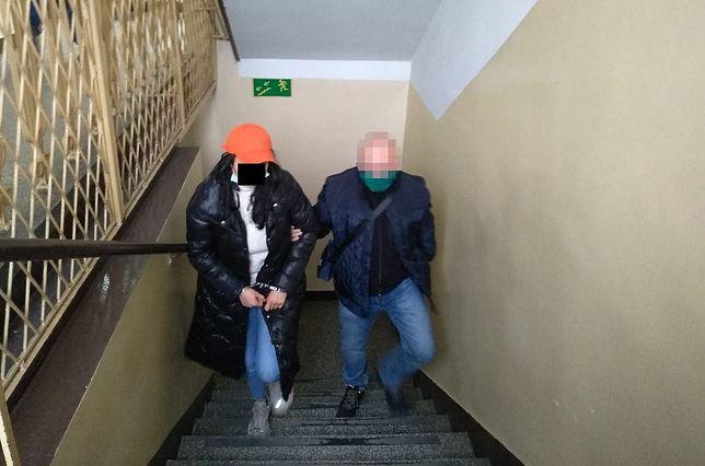 Warszawa. Włamała się do biura w centrum miasta i okradła byłego pracodawcę