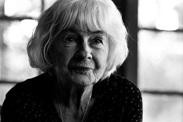 Danuta Szaflarska kończy 99 lat!