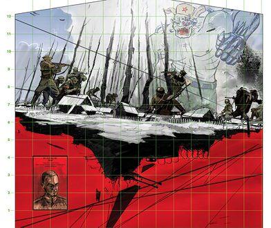 Na Ursynowie powstaje mural poświęcony Pileckiemu i Żołnierzom Wyklętym