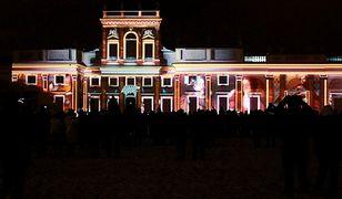 Dziś rusza II Królewski Festiwal Światła w Wilanowie!