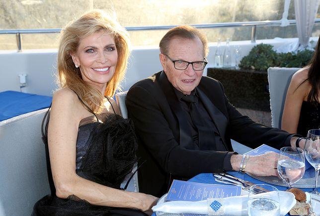 Larry King i Shaw Southwick pobrali się w 1997 r.