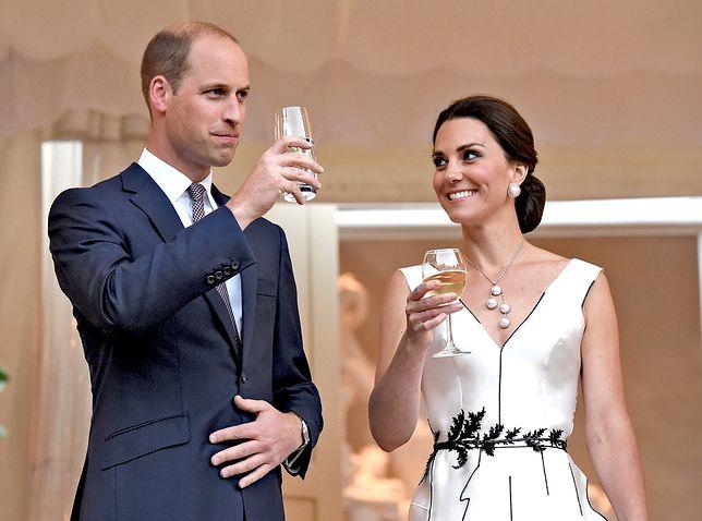Książe William i Kate Middleton po raz 4. zostaną rodzicami