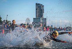 Zawody Ironman Gdynia mocno namieszają na drogach