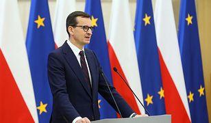 """Morawiecki ocenił swoje wystąpienie. """"Unia musi zrozumieć, że ma obowiązki"""""""