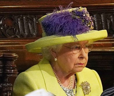 Królowa Elżbieta II musiałą opuścić Pałac Buckingham