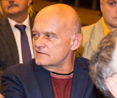 Adam Ferency w 2016 roku przeszedł zawał.