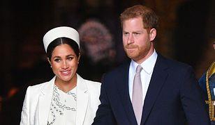 Księżna Meghan i książę Harry nie mają praw rodzicielskich do nowo narodzonego dziecka