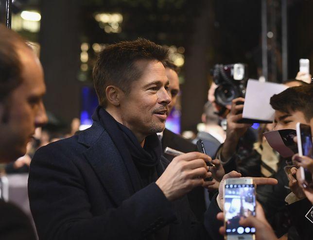 Brad Pitt: FBI nie postawi mu zarzutów